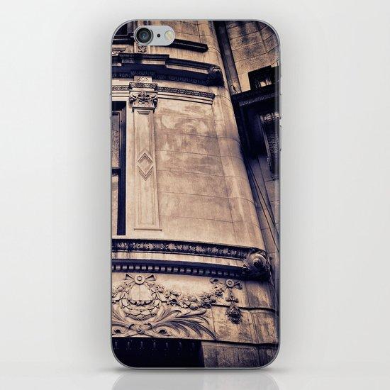 """UPPER WEST FAÇADE iPhone & iPod Skin"