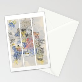 The secret is in friendship Stationery Cards