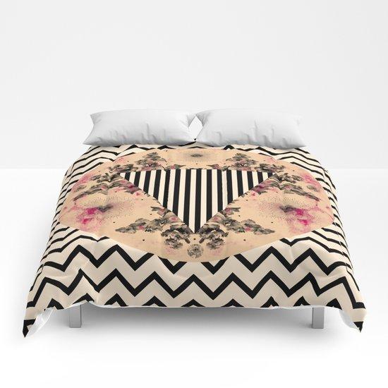 C.W. XXV i Comforters