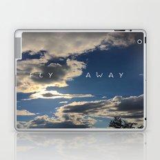 F L Y   A W A Y Laptop & iPad Skin
