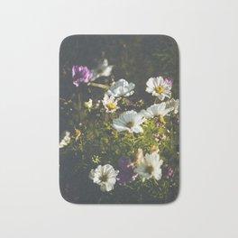 Anemone flowers Bath Mat
