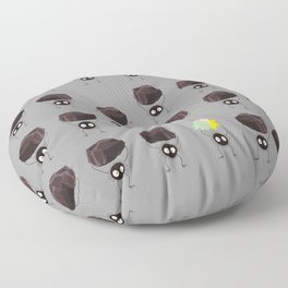 Susuwatari - Spirited Away Floor Pillow