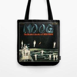 MOOG PILLOW Tote Bag
