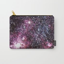 Galaxy Low Poly 21 Carry-All Pouch