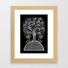 The Rite of Spring Framed Art Print