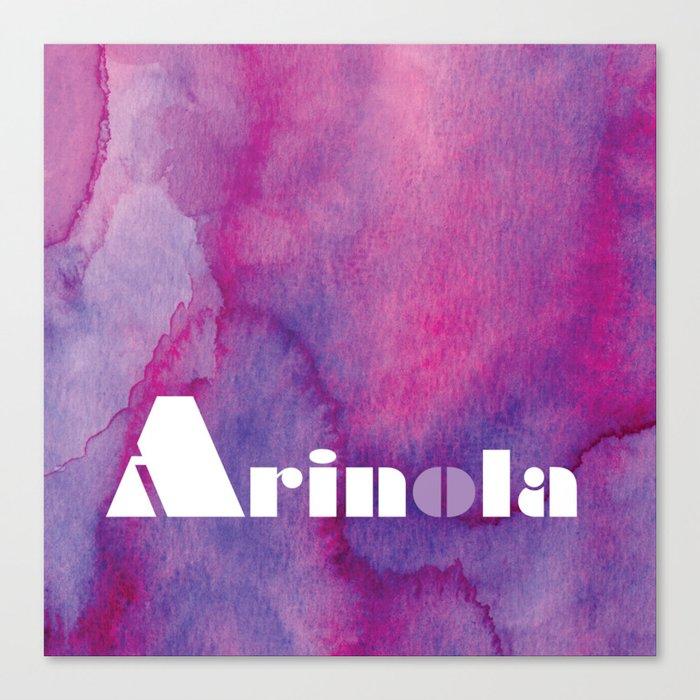 ARATL2 Canvas Print