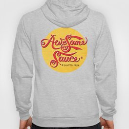 Awesome Sauce (gold) Hoody