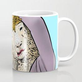 Sheep Selfie Coffee Mug