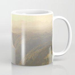 A Gorge in the Mountains by Sanford Robinson Gifford 1862 Coffee Mug