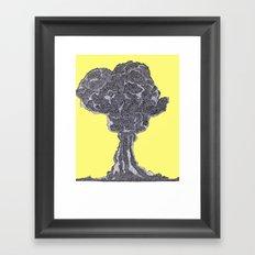 atomic Framed Art Print