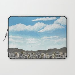 Townscape Sky Laptop Sleeve