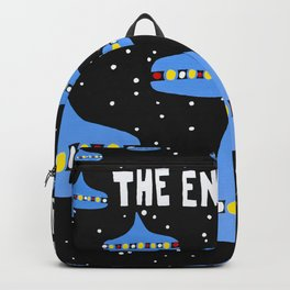The End Is Near Backpack
