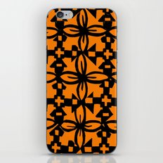 BOHO PRINT iPhone & iPod Skin