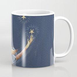 James the moon man Coffee Mug