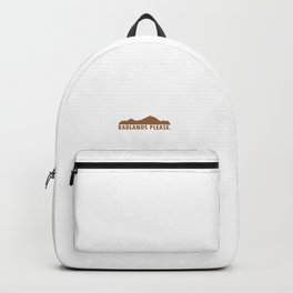 Badlands Please Backpack