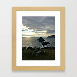Dingle Peninsula II Framed Art Print