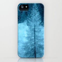 crystal larch iPhone Case