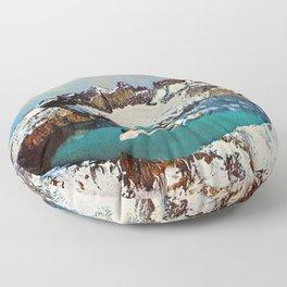 Jeneva Jacuzzi Floor Pillow