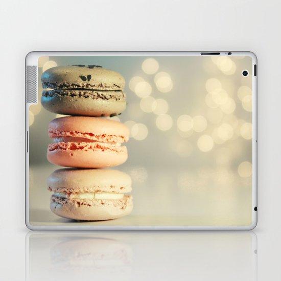 neapolitan macarons Laptop & iPad Skin