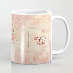 I love you more... every day - 01 (3 piece set) Mug