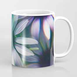 Echinacea flowers kaleidoscope Coffee Mug