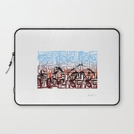 Mesopotamia in Arabic Laptop Sleeve