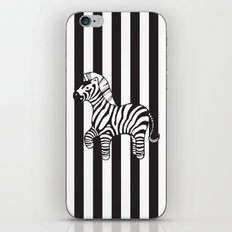 zebra stripe iPhone & iPod Skin