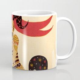Lady Knight II Coffee Mug
