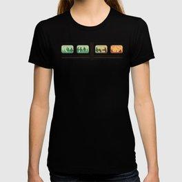 Ground Zero - Zombie Subway T-shirt