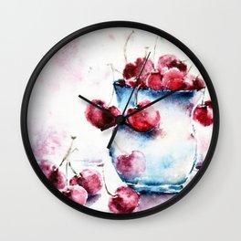 Sunday Mornings Wall Clock