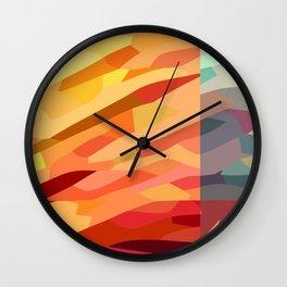 selfy 100 Wall Clock