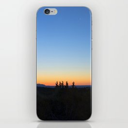 """Sunrise Moon"" iPhone Skin"