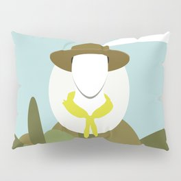 Moonrise Kingdom - Randy Ward (Edward Norton) Pillow Sham