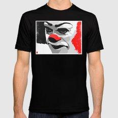 IT (based on Stephen King novel) Mens Fitted Tee MEDIUM Black
