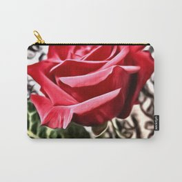 Fansy Rose Carry-All Pouch