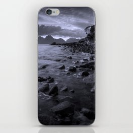 Between a Rock and a Hard Place iPhone Skin