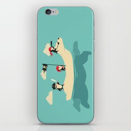 The Scourge of the Arctic iPhone Skin