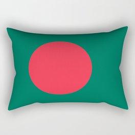 Flag of Bangladesh Rectangular Pillow