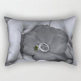 The Ring Rectangular Pillow