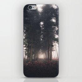 Forests Fog iPhone Skin