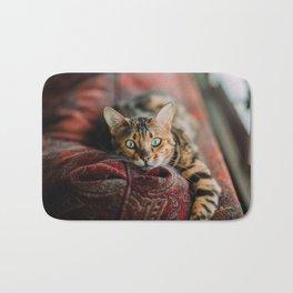 Cat eyes Bath Mat