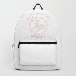 Sriracha Full Backpack