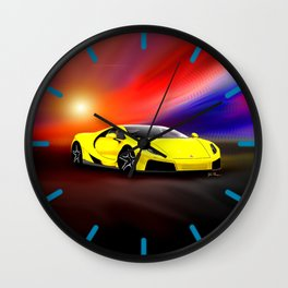 Spania GTA Wall Clock