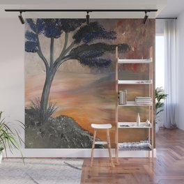 The River Styx Meet Me On The Other Side Wall Mural