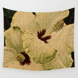 hybiscus Wall Tapestry