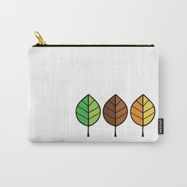 Leaf Cycle Carry-All Pouch