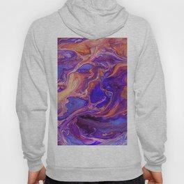 Fluid Color Hoody