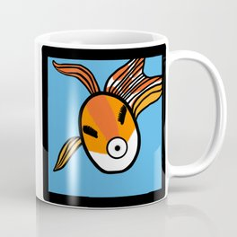 Goldfish Selfie Coffee Mug