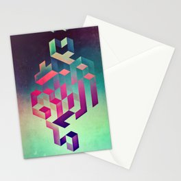 isyhyrtt dyymyndd spyyre Stationery Cards