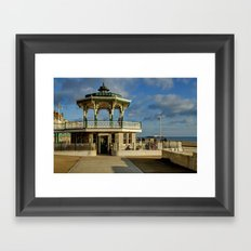 Brighton Bandstand Framed Art Print